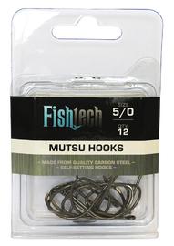 Fishtech Mutsu Hooks 5/0 (12 per pack) image