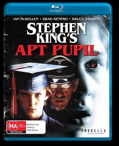 Stephen King's Apt Pupil on Blu-ray