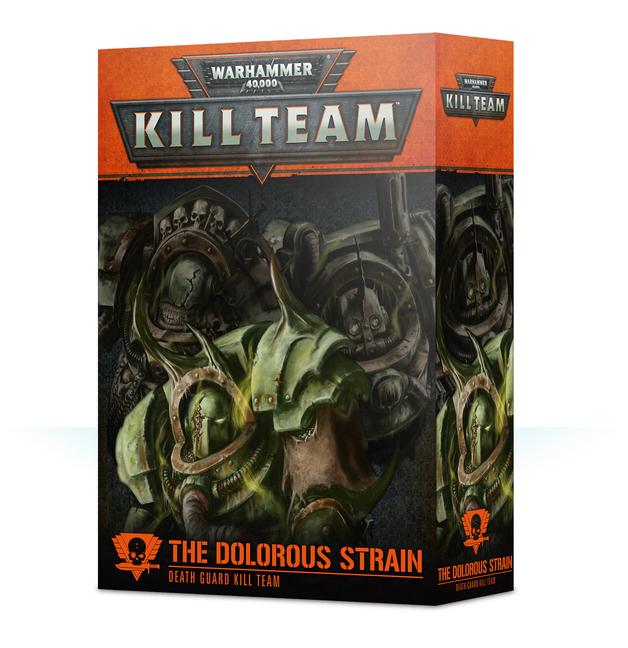 Warhammer 40,000: Kill Team - Dolorous Strain