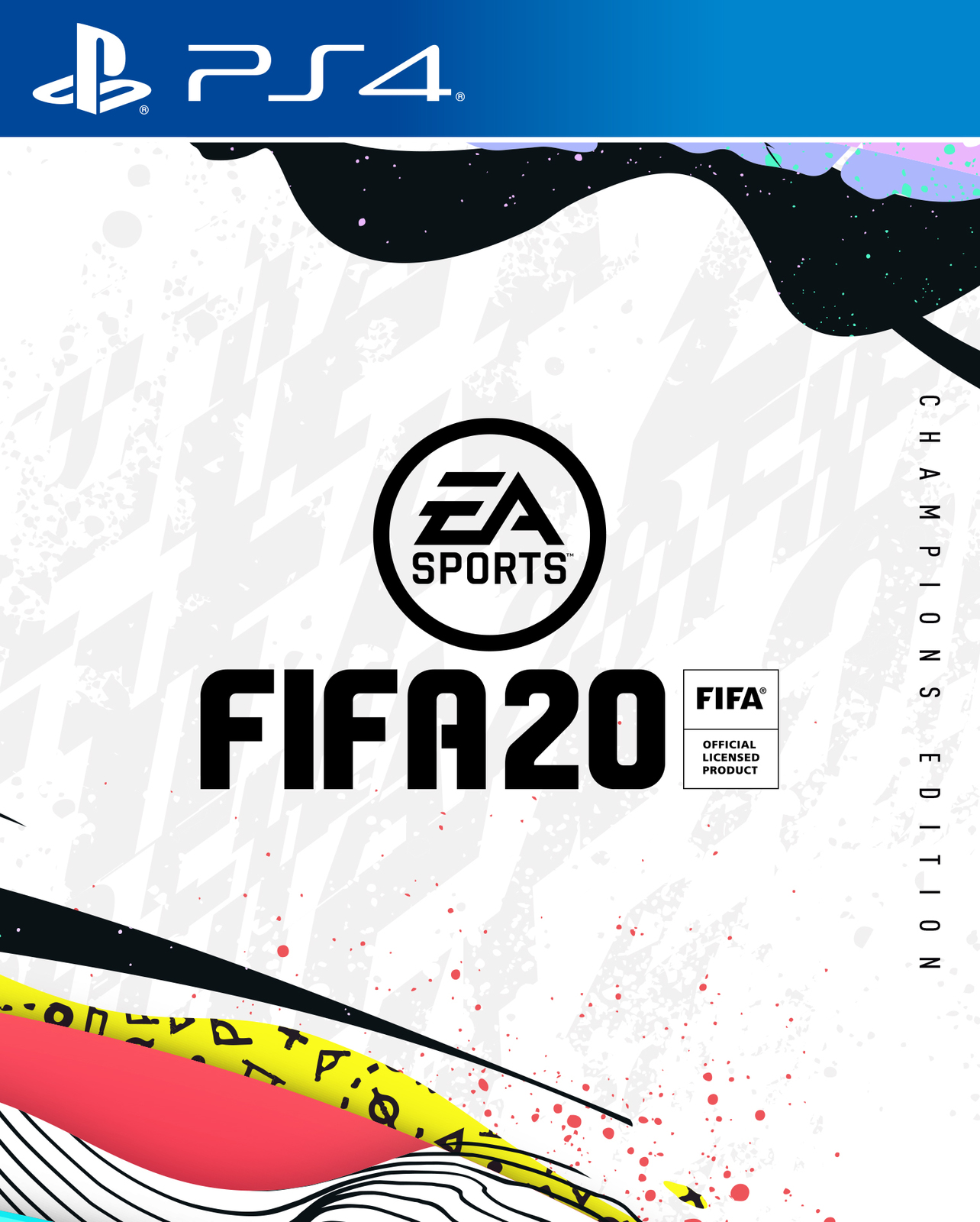 FIFA 20 Champions Edition for PS4 image