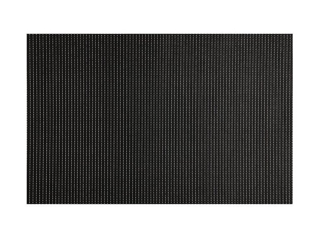 Maxwell & Williams Glimmer Placemat - Black (45x30cm)