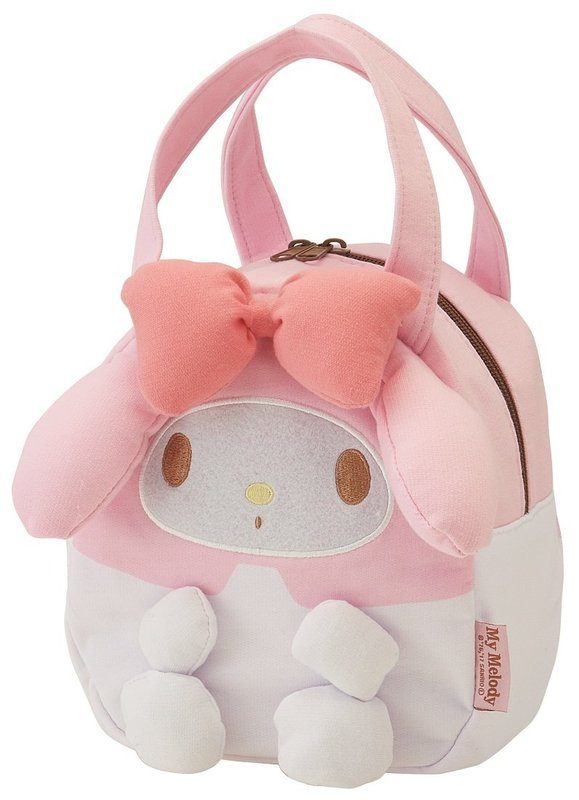 My Melody D-Cut Hand Bag