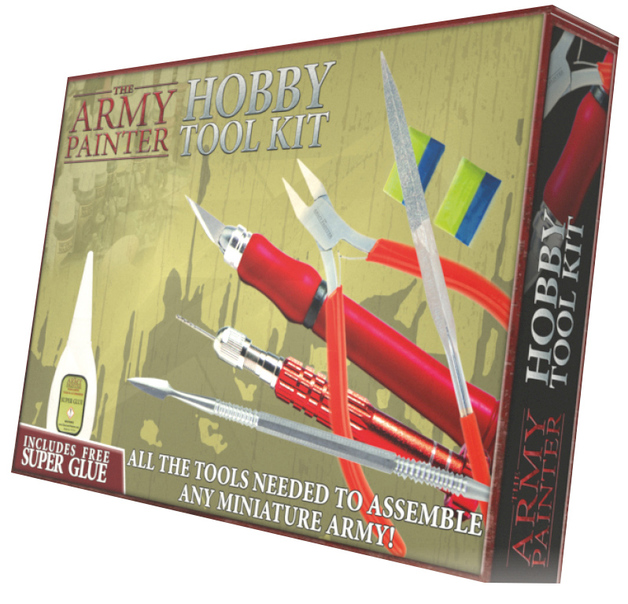 Army Painter: Hobby Tool Kit