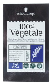 Schwarzopf: 100% Vegetale Hair Dye - Soft Black