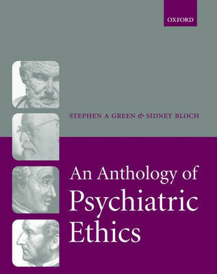 An Anthology of Psychiatric Ethics by Stephen Green image