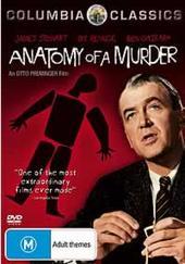 Anatomy Of A Murder on DVD