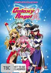 Galaxy Angel A - Complete Collection (3 Disc Set) on DVD