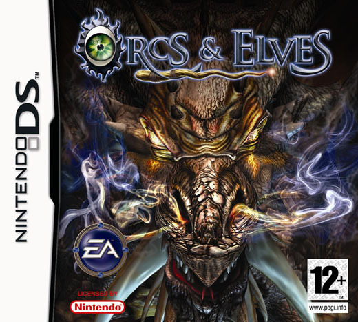 Orcs & Elves for Nintendo DS