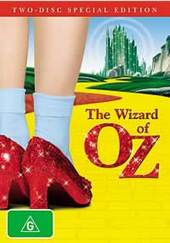 Wizard Of Oz Special Edition (2 Disc) on DVD