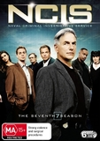 NCIS - Complete Season 7 (6 Disc Set) on DVD