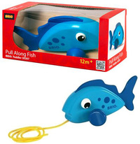 Brio - Pull Along Fish