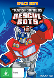 Transformers Rescue Bots: Space Bots DVD