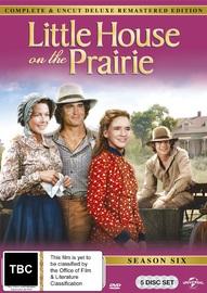 Little House On The Prairie - Season 6 (Remastered) on DVD