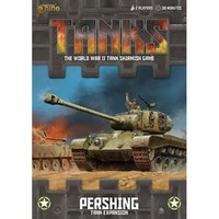 TANKS US Pershing Tank Expansion