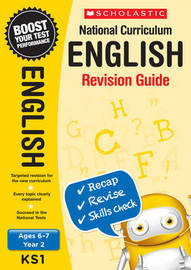 English Revision Guide - Year 2 by Lesley Fletcher