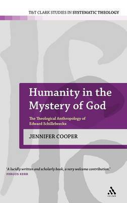 Humanity in the Mystery of God by Jennifer Cooper image
