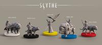 Scythe - Board Game