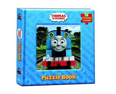 Thomas and Friends Puzzle Book (Thomas & Friends) by W. Awdry