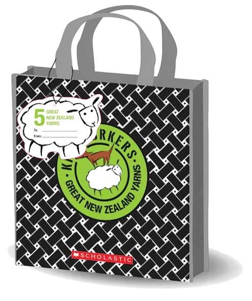 Kiwi Corkers Gift Bag Collection by Chris Gurney image
