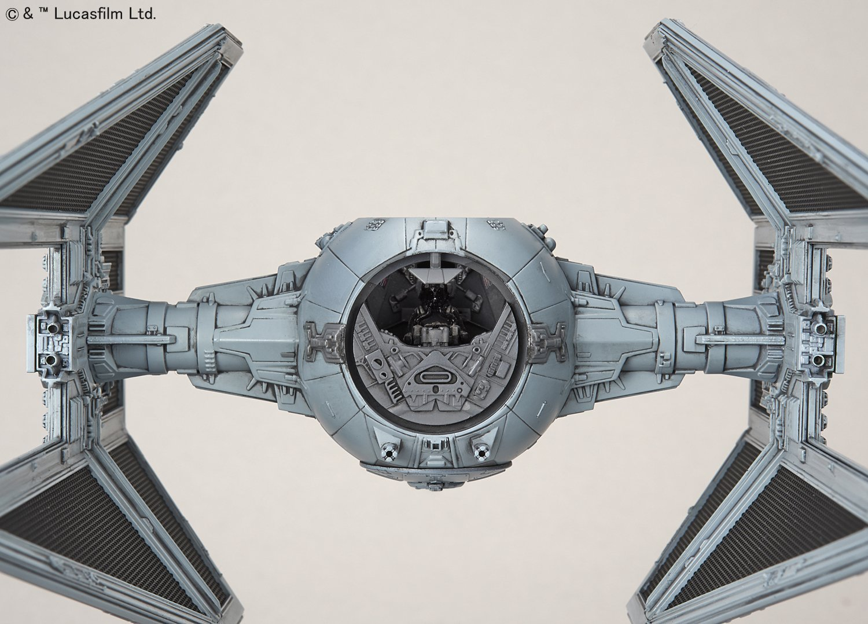 Star Wars: 1/72 Tie Interceptor - Model Kit image