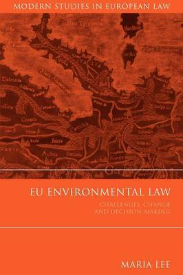 EU Environmental Law by Maria Lee