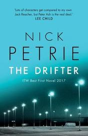 The Drifter by Nick Petrie image