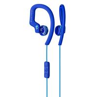 Skullcandy Chops Flex Sport Earbud - Royal Blue Swirl