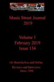 Music Street Journal 2019 by Gary Hill