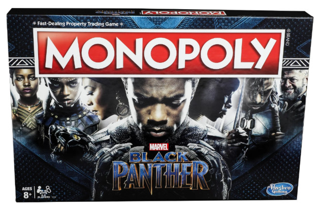 Marvel Toys: Monopoly - Black Panther Edition