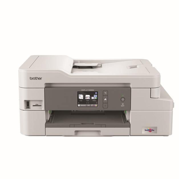 Brother DCPJ1100DW 12ipm Inkjet Multi Function Printer