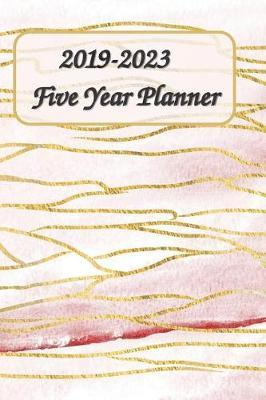 2019-2023 Five Year Planner 6x9 by Core Insigths