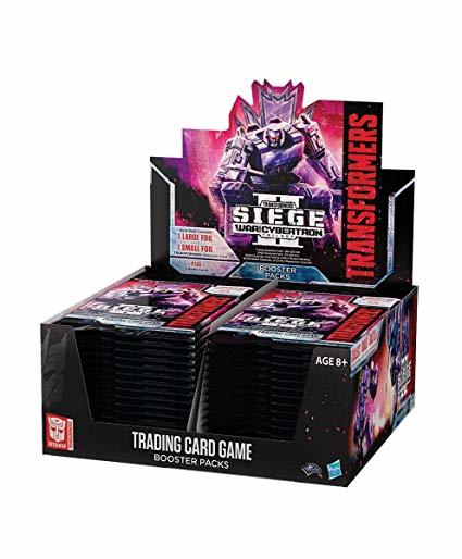 Transformers TCG: War for Cybertron Siege II Booster Box