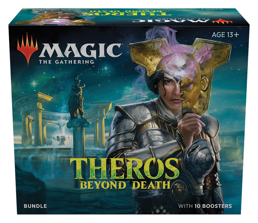 Magic The Gathering: Theros Beyond Death Bundle image