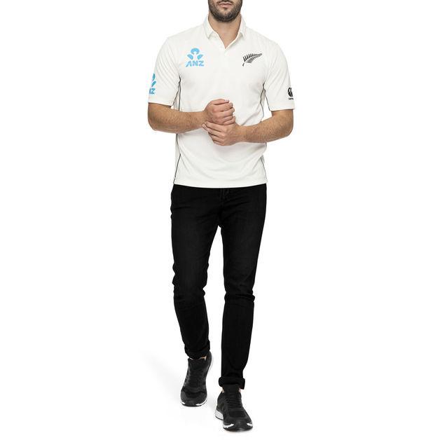BLACKCAPS Replica Test Shirt (Medium)
