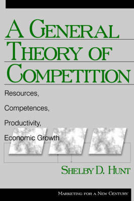 A General Theory of Competition by Shelby Dean Hunt image