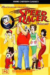 Speed Racer - Vol 4 on DVD