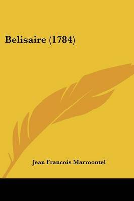 Belisaire (1784) by Jean Francois Marmontel image