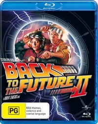 Back to the Future Part 2 on Blu-ray