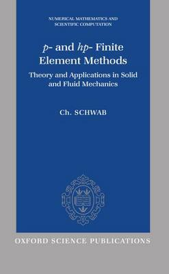 p- and hp- Finite Element Methods by C. Schwab image