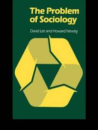 The Problem of Sociology by David Lee image