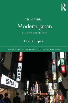 Modern Japan by Elise K Tipton image