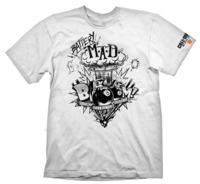 """Call of Duty: Black Ops 4 T-Shirt """"Battery Mad"""", M"""