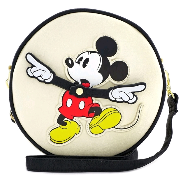 Loungefly: Disney - Mickey Crossbody Bag