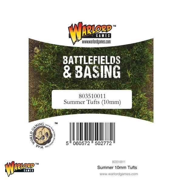Warlord Scenics Summer 10mm Tufts