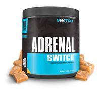 Adrenal Switch - Magnesium Adrenal Support Formula - Salted Caramel (30 Serves)