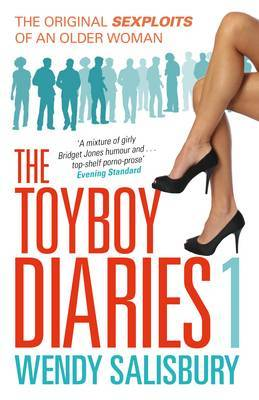 The Toyboy Diaries 1 by Wendy Salisbury image