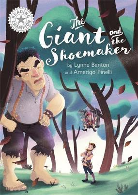 Reading Champion: The Giant and the Shoemaker by Lynne Benton