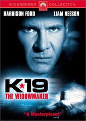 K-19: The Widowmaker on DVD