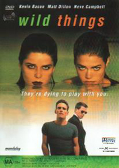 Wild Things on DVD