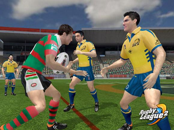 Rugby League 2 for PC Games image